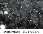 white black colorful blurred... | Shutterstock . vector #1121727371