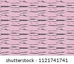 baby pink  blue  turquoise... | Shutterstock .eps vector #1121741741