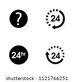 vector technical customer... | Shutterstock .eps vector #1121766251