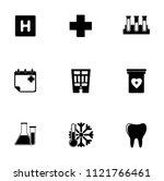 vector medical   health care... | Shutterstock .eps vector #1121766461