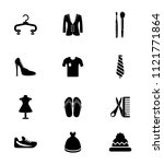vector fashion design... | Shutterstock .eps vector #1121771864