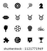vector gaming icons set. video...