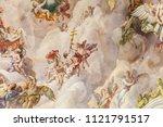 vienna  austria   november 4 ... | Shutterstock . vector #1121791517