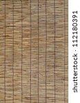 Bamboo Curtain  Texture...