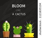 flat simle vector illustration... | Shutterstock .eps vector #1121835134
