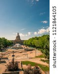 Small photo of Edmonton / Alberta / Canada - June 08, 2018: Alberta Legislature Building, the meeting place of the Legislative Assembly and the Executive Council, located in Edmonton, Alberta, Canada.