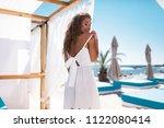 your pretty elegant summer... | Shutterstock . vector #1122080414