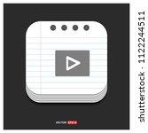 play icon   free vector icon