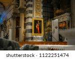 pisa  italy   september 24 2017 ... | Shutterstock . vector #1122251474