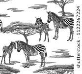 seamless pattern  background ... | Shutterstock .eps vector #1122267224