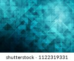 light blue vector abstract... | Shutterstock .eps vector #1122319331