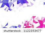 dark blue  green vector shining ... | Shutterstock .eps vector #1122353477