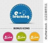 e learning and lightbulb   four ...
