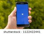 june 28  2018 zagreb  croatia ... | Shutterstock . vector #1122422441
