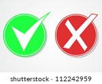 modern design of round... | Shutterstock .eps vector #112242959