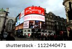 london  great britain   12 20... | Shutterstock . vector #1122440471