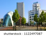 eindhoven  netherlands   june 5 ... | Shutterstock . vector #1122497087