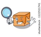 detective caramel candies... | Shutterstock .eps vector #1122521741