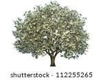 Money Tree  Large Tree With...