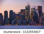 toronto  canada   february 10 ... | Shutterstock . vector #1122553817
