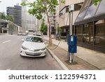 montreal  ca   27 may 2017 ... | Shutterstock . vector #1122594371