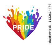 Gay Pride Month Illustration....
