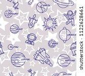 space   star   spaceship  ...   Shutterstock .eps vector #1122628661