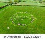 ballynoe stone circle  a...   Shutterstock . vector #1122662294