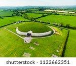 newgrange  a prehistoric... | Shutterstock . vector #1122662351
