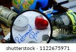 retirement plan savings money... | Shutterstock . vector #1122675971