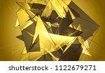 gold beautiful illustration... | Shutterstock . vector #1122679271