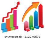 vector illustration of two... | Shutterstock .eps vector #112270571
