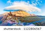 roques de garcia stone and... | Shutterstock . vector #1122806567