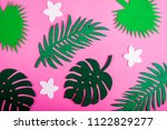 abstract summer background.... | Shutterstock . vector #1122829277