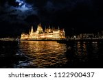 Late Night On The Danube River...