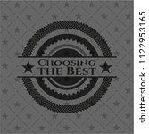 choosing the best black badge   Shutterstock .eps vector #1122953165