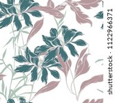 abstract elegance pattern with... | Shutterstock .eps vector #1122966371