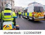 london  uk. 9th june 2018.... | Shutterstock . vector #1123060589