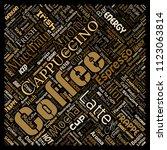 vector conceptual creative hot... | Shutterstock .eps vector #1123063814