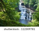 Corra Linn Waterfall Clyde...