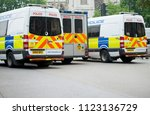 london  uk. 9th june 2018.   ...   Shutterstock . vector #1123136729
