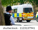 london  uk. 9th june 2018.   ...   Shutterstock . vector #1123137941