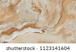 ivory onyx abstract texture.... | Shutterstock . vector #1123141604