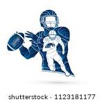 american football player ...