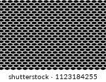 abstract pattern white net on... | Shutterstock .eps vector #1123184255