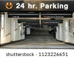 new york  usa   may 24  2018 ...   Shutterstock . vector #1123226651