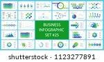 creative business infographic... | Shutterstock .eps vector #1123277891