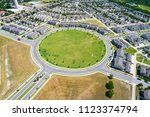 giant circle architecture... | Shutterstock . vector #1123374794