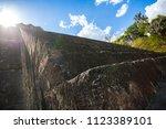 temple i  el gran jaguar one of ... | Shutterstock . vector #1123389101