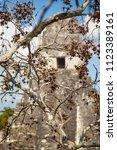 temple i  el gran jaguar one of ... | Shutterstock . vector #1123389161